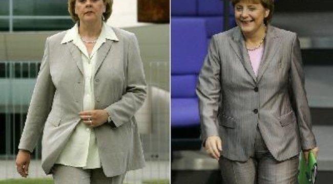 Merkel hasonmása politikusnak készül