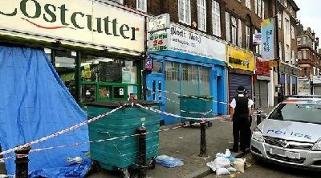 Kivégeztek egy tinédzsert  egy bolt kellős közepén