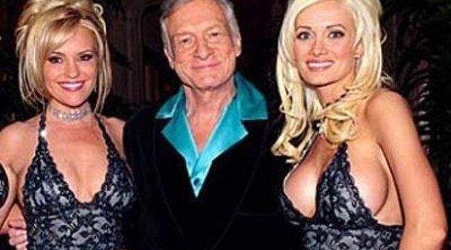 Hugh Hefner majdnem megfulladt a torkán akadt szexjátéktól