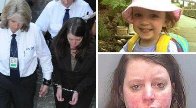 Élete végéig börtönben marad az anya a fogyatékos Naomi megöléséért