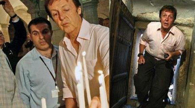 McCartney-ra ötezer fegyveres vigyázott