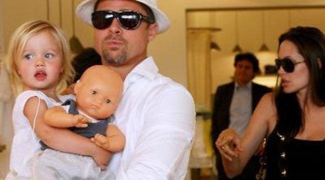 Joliet megőrjíti Brad Pitt