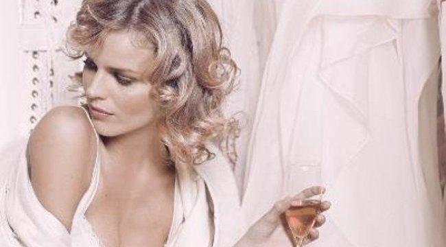 Reklám teszi próbára Herzigova alkoholfüggőségét