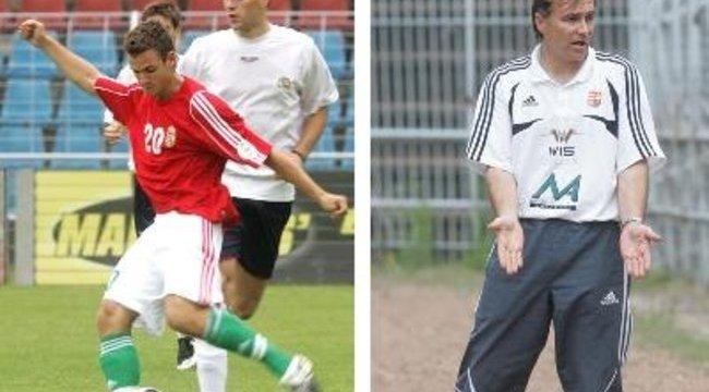 U19-es futball Eb: Éremért mennek Prágába Némethék