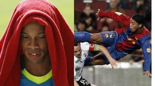 Ronaldinho mégis a Miláné lesz
