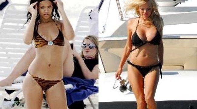 Rihanna elveszi Pamela pucér trónját?