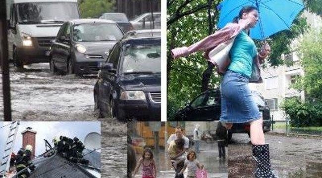 3-4  centi eső zúdult az országra