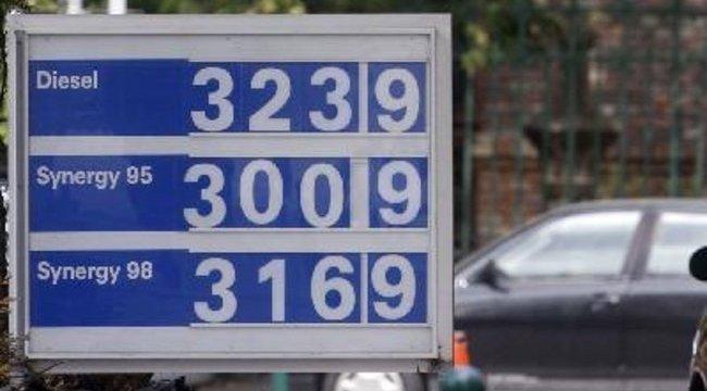 300 forint alá kúszik a benzin ára?