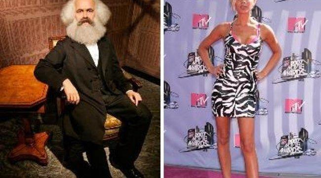 Mi a közös Victoria Beckhamben és Marx-ban?