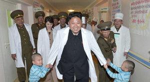 Iskolai tananyag Kim Dzsong Un élete