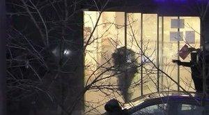 A pillanat, amikor lelőtték a párizsi túszejtőt