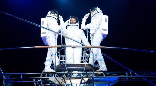 Magyar űrhajósokért rajonganak Ománban