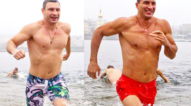 Fagyos vízben merültek el a testvérek