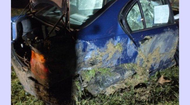 Az árokban lelte halálát egy autós Zalában