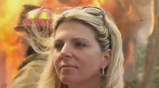 Mosolyogva gyújtotta fel az erőszakoló házát