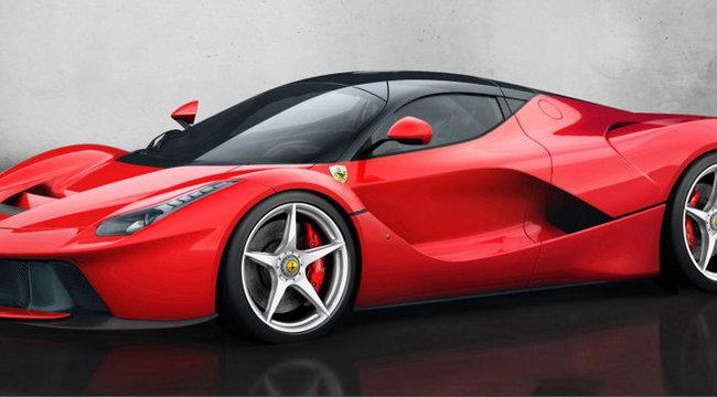 Csak ötszörös Ferrari-tulaj kap az új modellből