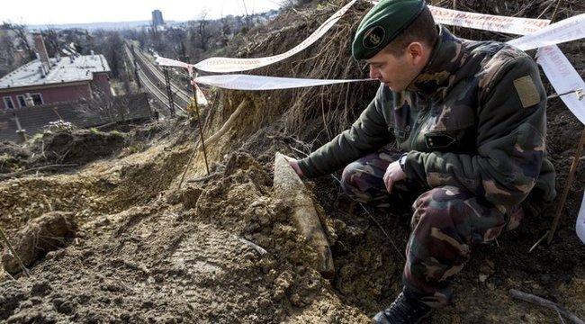 Friss: bombát találtak a Déli pályaudvarnál