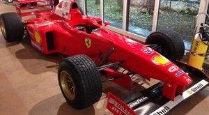 Vegyen meg Ön Schumacher Ferrariját!