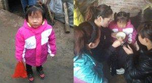 Új ruhákban, sértetlenül került elő az eltűnt kislány