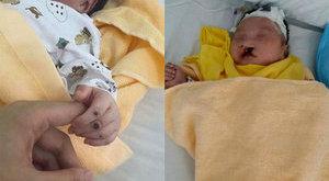Horror: élve temették el az újszülöttet