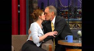 Julia Robertstől kapta utolsó csókját a showman