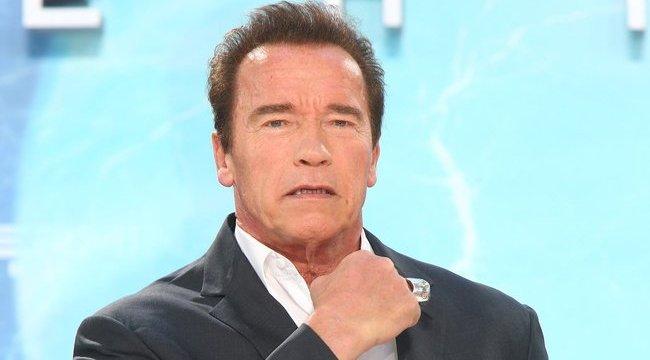 Schwarzenegger felvállalja zabigyerekét