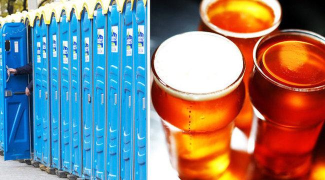 Vizeletből készült sörrel támad a fesztivál
