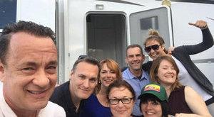 Így búcsúzott a magyaroktól Tom Hanks