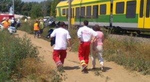 Négyen meghaltak egy csornai vonatbalesetben
