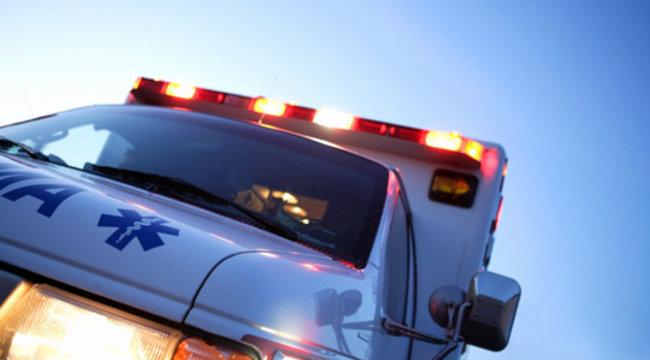 Öt órán át hiába várták a mentőt