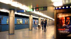 Füstszag miatt állt a 3-as metró