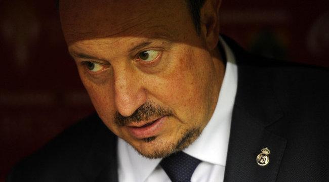 Benítezre máris berágtak a Real Madrid drukkerei