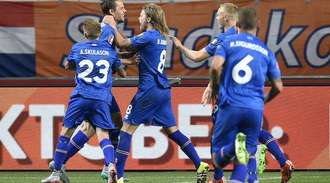 Amatőr focival művelt csodát Izland