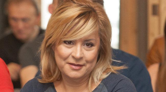 Hirtelen kapott pánikrohamot Szulák Andrea