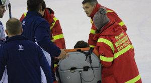 Horror: korcsolya vágta meg az újpesti hokis nyakát