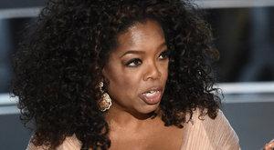 Ferenc pápára vágyakozik Oprah Winfrey