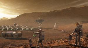 Nem akar kannibál lenni a 100 Mars-utazó