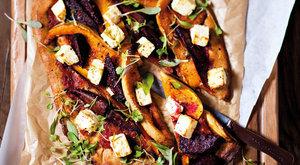 Bors-recept: bíborban született ételek