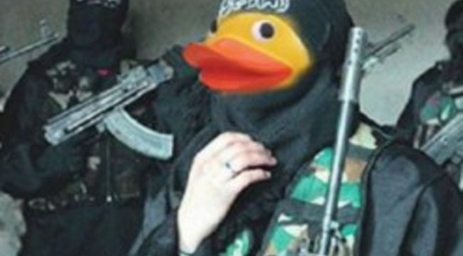 Kacsafej mémekkel parodizálják az ISIS-t