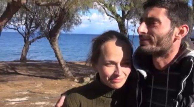 Szír menekültet szeret a magyar önkéntes – videó