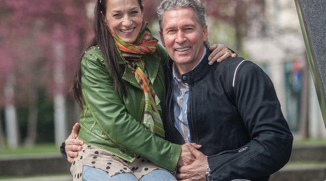 Szextárskeresőn tűnt fel Fésűs Nelly párja