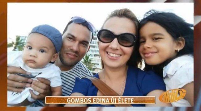 Gombos Edinát visszavárja a TV2