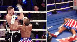 Baki: kiütötte a színészt a bokszbajnok