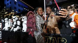 A Star Wars iszonyú ütős premiert produkált