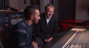 Lewis Hamilton saját albumot készít - videó