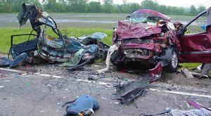 Brutális autóbaleset történt Borsodban