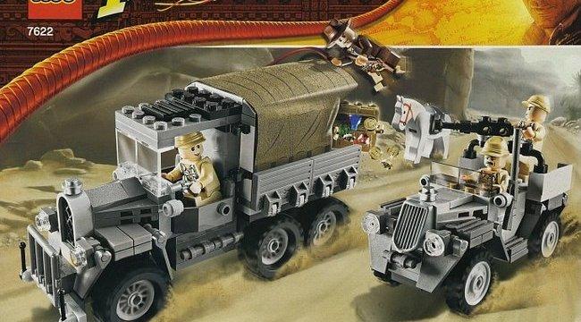 Ne aranyba, LEGO-ba fektesse a pénzét!