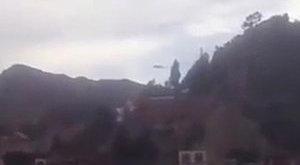 Hátborzongató felvétel készült egy UFO-ról