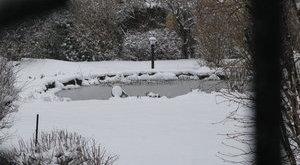 Ekkor tilos a jégre menni ebben a hidegben