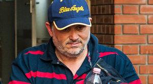 Brutális: 45 kilót fogyott Lajcsi a börtönben